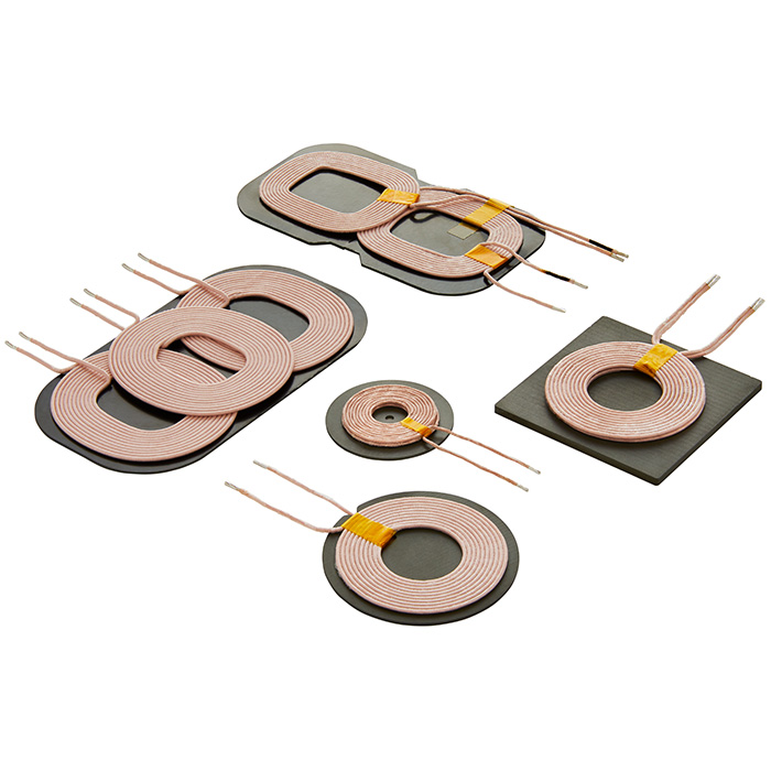 WCC - Multiple Winding Wireless Charging Coils