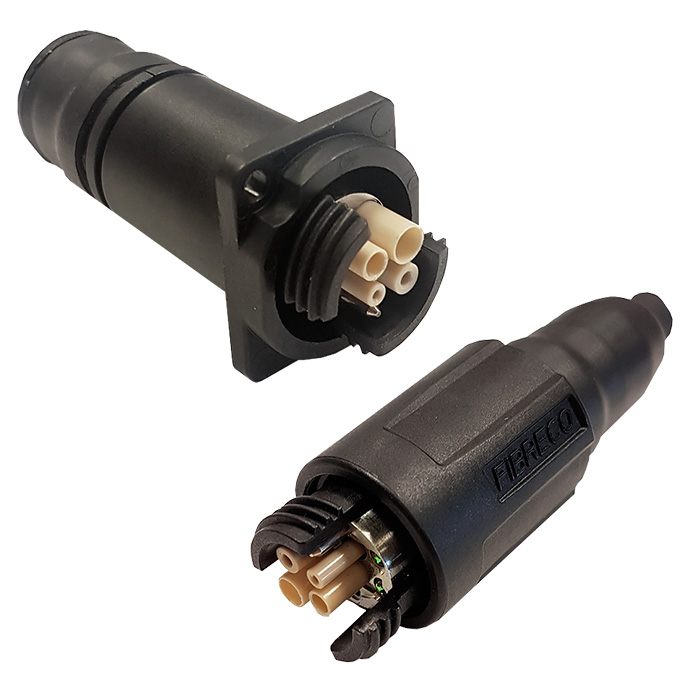 S-Lite™ Expanded Beam Connectors