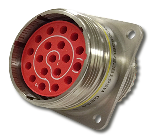 CN0967 Series - Vibration-Resistant Receptacle