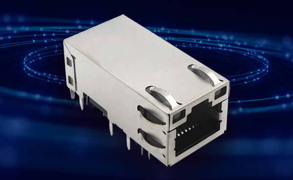 Bel Magnetic Solutions Introduces 10GBASE-T  Single Port 60W PoE MagJack® ICMs